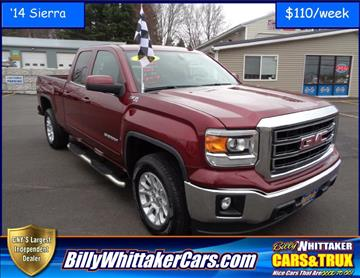 2014 GMC Sierra 1500 for sale in Central Square, NY