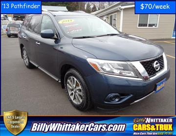 2013 Nissan Pathfinder for sale in Central Square, NY