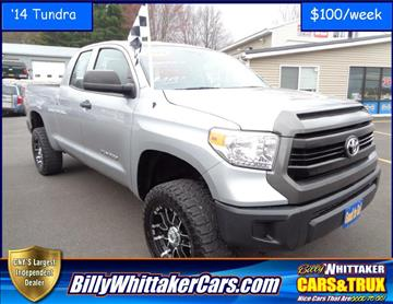 2014 Toyota Tundra for sale in Central Square, NY