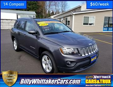 2014 Jeep Compass for sale in Central Square, NY