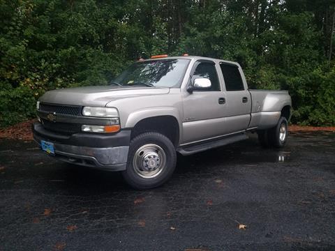 2002 Chevrolet Silverado 3500 for sale in Chesapeake, VA