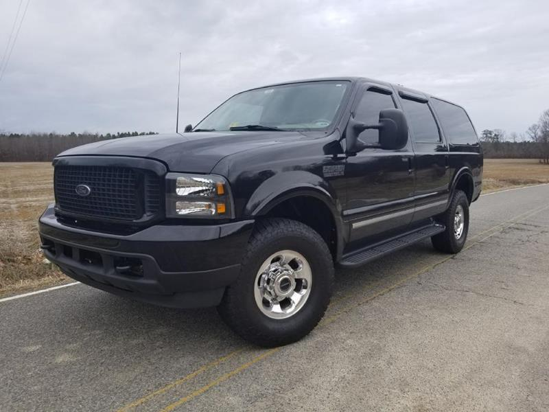 Ford Excursion For Sale At Tm Auto Wholesalers Llc In Chesapeake Va