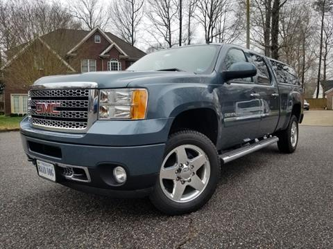 2011 GMC Sierra 2500HD for sale in Chesapeake, VA