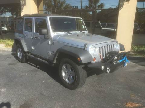 Jeep Wrangler For Sale in Tallahee, FL - Carsforsale.com®