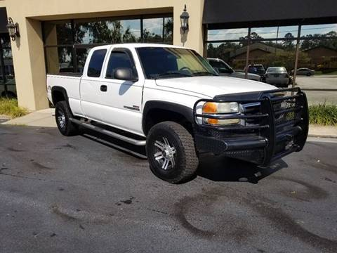 2005 GMC Sierra 2500HD for sale in Tallahassee, FL