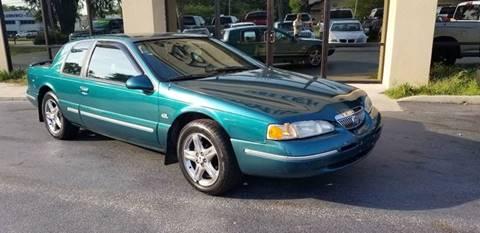 mercury cougar 1996 specs