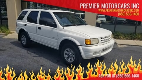 1999 Isuzu Rodeo for sale in Tallahassee, FL