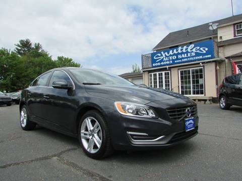 2015 Volvo S60 for sale in Hooksett, NH