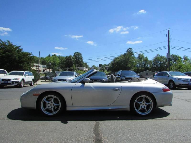 2004 Porsche 911 Carrera 2dr Cabriolet In Hooksett Nh Shuttles
