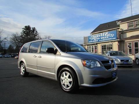 2015 Dodge Grand Caravan for sale in Hooksett, NH