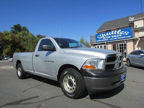 2011 RAM Ram Pickup 1500 for sale in Hooksett, NH