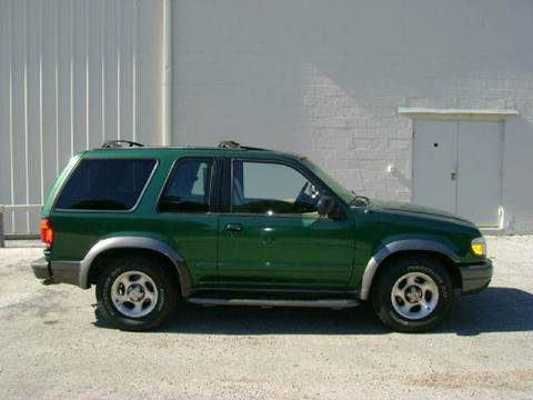 2001 Ford Explorer Sport for sale at Import Auto Brokers Inc in Jacksonville FL