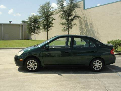 2001 Toyota Prius for sale at Import Auto Brokers Inc in Jacksonville FL