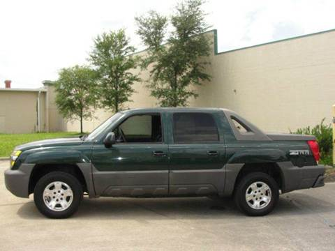 2002 Chevrolet Avalanche for sale at Import Auto Brokers Inc in Jacksonville FL