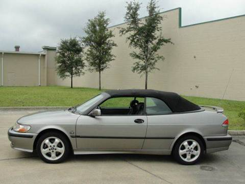 2001 Saab 9-3 for sale at Import Auto Brokers Inc in Jacksonville FL