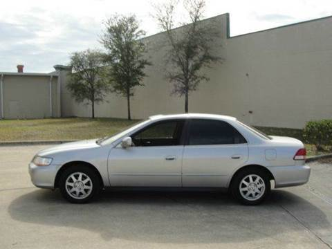2002 Honda Accord for sale at Import Auto Brokers Inc in Jacksonville FL