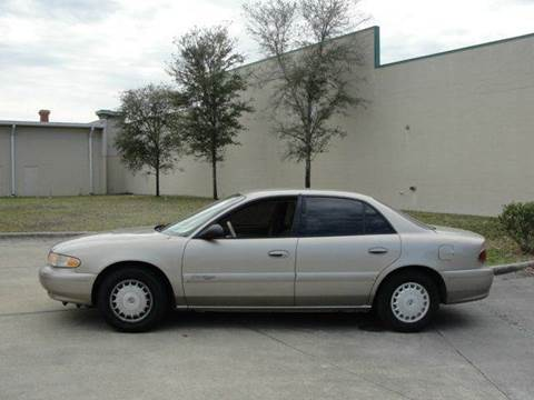 2001 Buick Century for sale at Import Auto Brokers Inc in Jacksonville FL