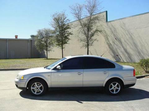1999 Volkswagen Passat for sale at Import Auto Brokers Inc in Jacksonville FL
