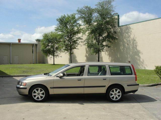 volvo wagon 2002. 2002 volvo v70 2.4 4dr wagon - jacksonville fl