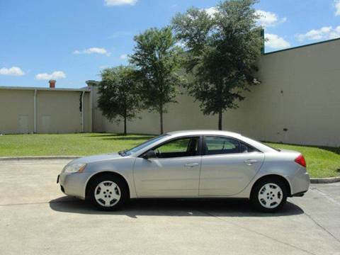 2007 Pontiac G6 for sale at Import Auto Brokers Inc in Jacksonville FL