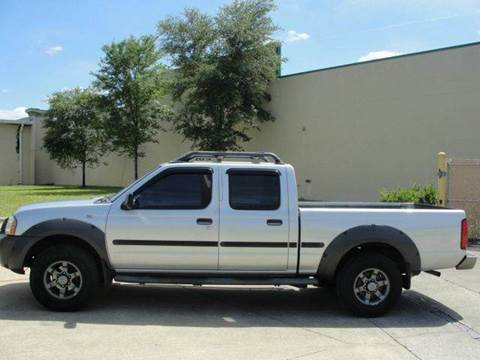2002 Nissan Frontier for sale at Import Auto Brokers Inc in Jacksonville FL