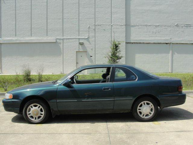 1996 Toyota Camry LE V6 2dr Coupe   Jacksonville FL