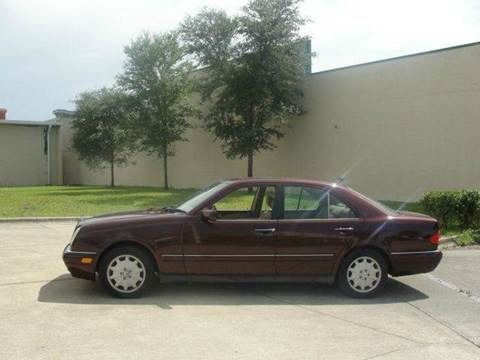 1998 Mercedes-Benz E-Class for sale at Import Auto Brokers Inc in Jacksonville FL