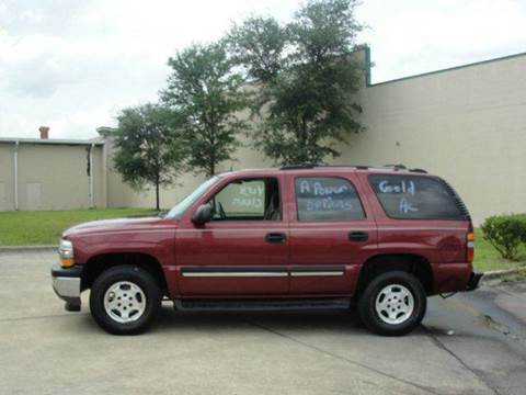 2005 Chevrolet Tahoe for sale at Import Auto Brokers Inc in Jacksonville FL