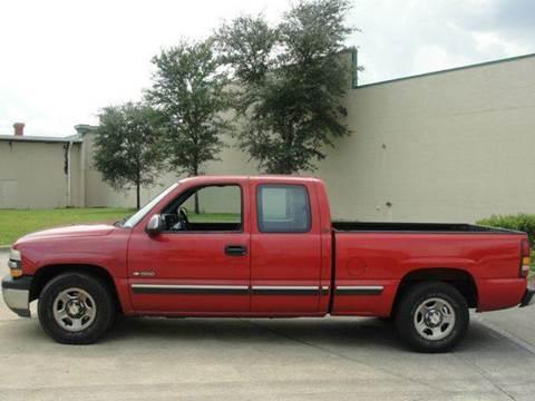 2002 Chevrolet Silverado 1500 for sale at Import Auto Brokers Inc in Jacksonville FL