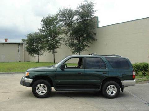 2000 Toyota 4Runner for sale at Import Auto Brokers Inc in Jacksonville FL