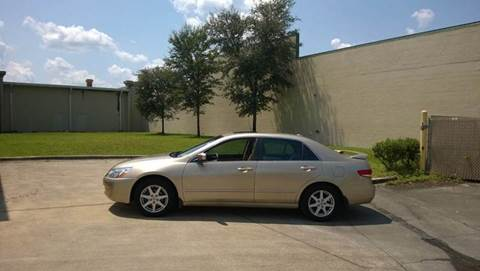 2004 Honda Accord for sale at Import Auto Brokers Inc in Jacksonville FL