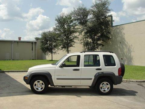 2002 Jeep Liberty for sale at Import Auto Brokers Inc in Jacksonville FL