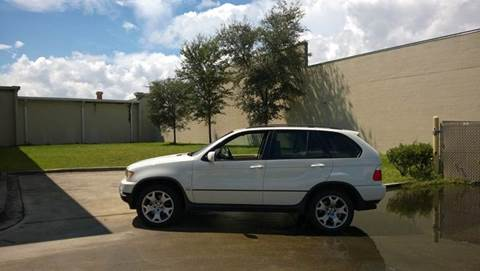 2003 BMW X5 for sale at Import Auto Brokers Inc in Jacksonville FL