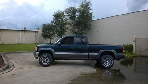 2000 GMC Sierra 1500 for sale at Import Auto Brokers Inc in Jacksonville FL