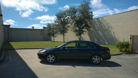 2003 Honda Accord for sale at Import Auto Brokers Inc in Jacksonville FL