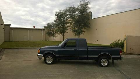 1994 Ford Ranger for sale at Import Auto Brokers Inc in Jacksonville FL