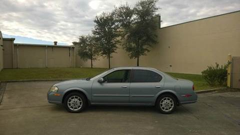 2001 Nissan Maxima for sale at Import Auto Brokers Inc in Jacksonville FL