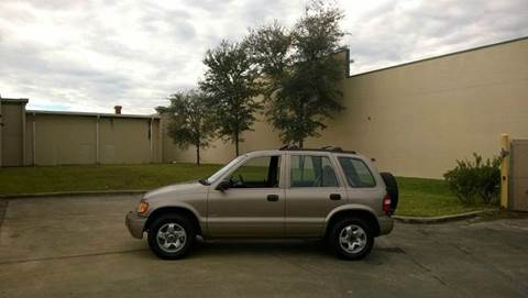 2001 Kia Sportage for sale at Import Auto Brokers Inc in Jacksonville FL