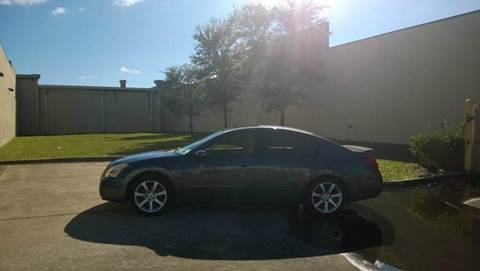 2007 Nissan Maxima for sale at Import Auto Brokers Inc in Jacksonville FL