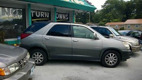 2003 Buick Rendezvous for sale at Import Auto Brokers Inc in Jacksonville FL