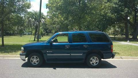 2003 Chevrolet Tahoe for sale at Import Auto Brokers Inc in Jacksonville FL