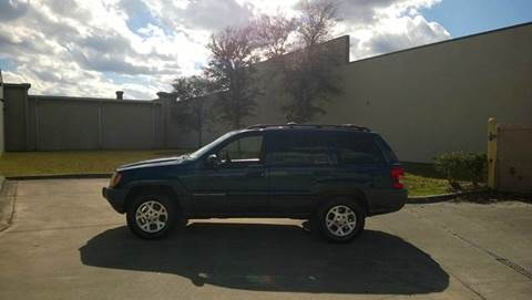 2000 Jeep Grand Cherokee for sale at Import Auto Brokers Inc in Jacksonville FL