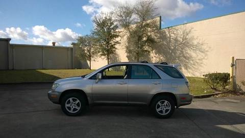 2002 Lexus RX 300 for sale at Import Auto Brokers Inc in Jacksonville FL