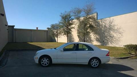 2003 Mercedes-Benz C-Class for sale at Import Auto Brokers Inc in Jacksonville FL