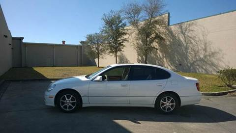 2000 Lexus GS 300 for sale at Import Auto Brokers Inc in Jacksonville FL