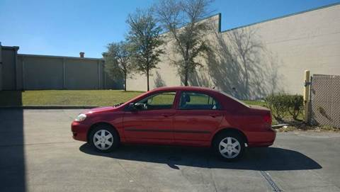 2006 Toyota Corolla for sale at Import Auto Brokers Inc in Jacksonville FL