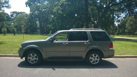 2004 Lincoln Aviator for sale at Import Auto Brokers Inc in Jacksonville FL