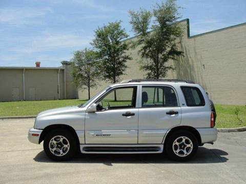 2001 Chevrolet Tracker for sale at Import Auto Brokers Inc in Jacksonville FL