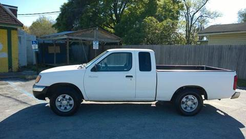 2000 Nissan Frontier for sale at Import Auto Brokers Inc in Jacksonville FL