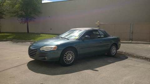 2006 Chrysler Sebring for sale at Import Auto Brokers Inc in Jacksonville FL